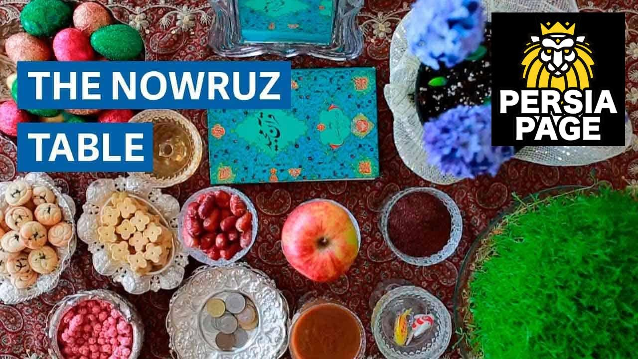 Persian New Year, or Nowruz