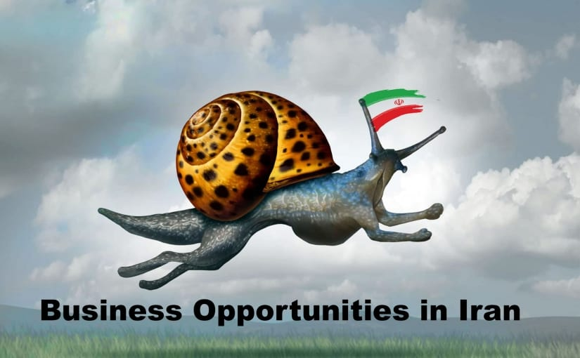 Business Opportunities in Iran