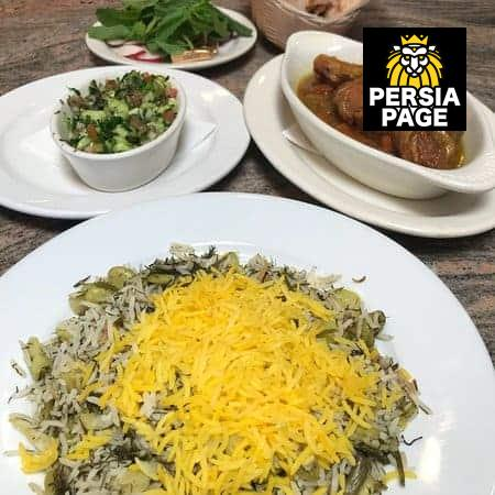 Shamshiri Grill Los Angeles Ca Iranian Persian Restaurant