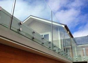 Custom Frameless Glass Balustrades Sydney