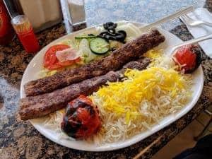 Taftan Kebab