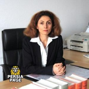 Monireh Ashoee Criminal Lawyer, Dortmund