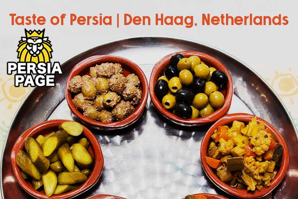 Taste of Persia   Den Haag, Netherlands