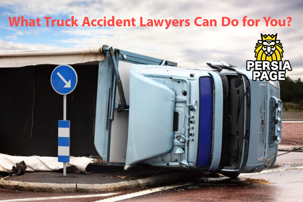 What Truck Accident Lawyers Can Do for You?