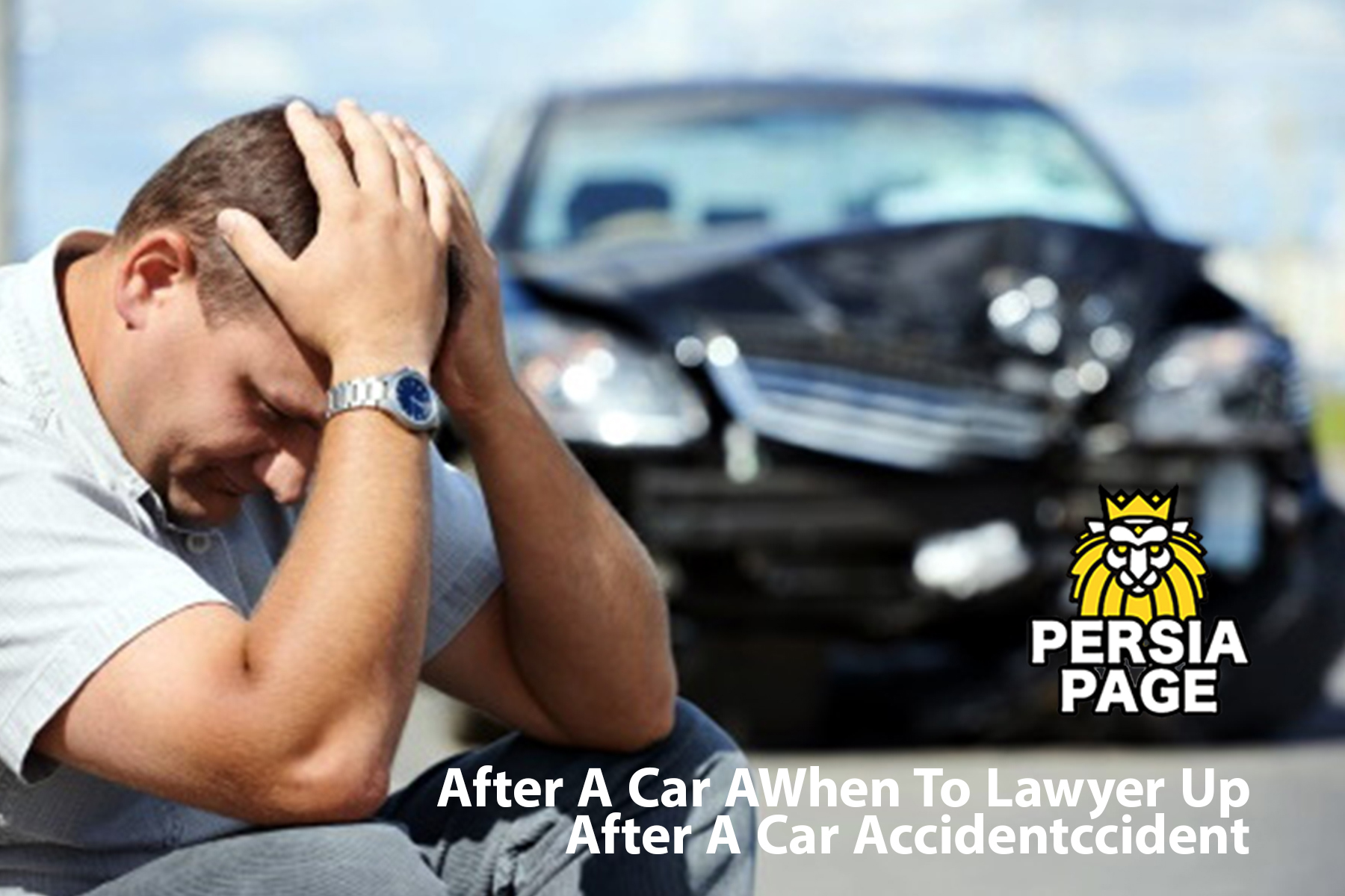 When to Lawyer Up After a Car Accident-B