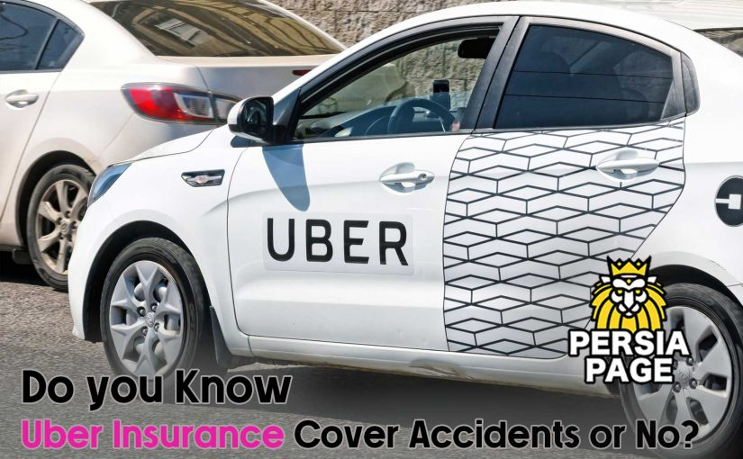 What to Do if You're in a Crash? You Must know About Uber Accidents Insurance.