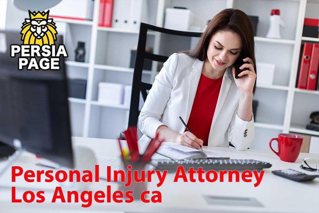personal injury attorney los angeles ca