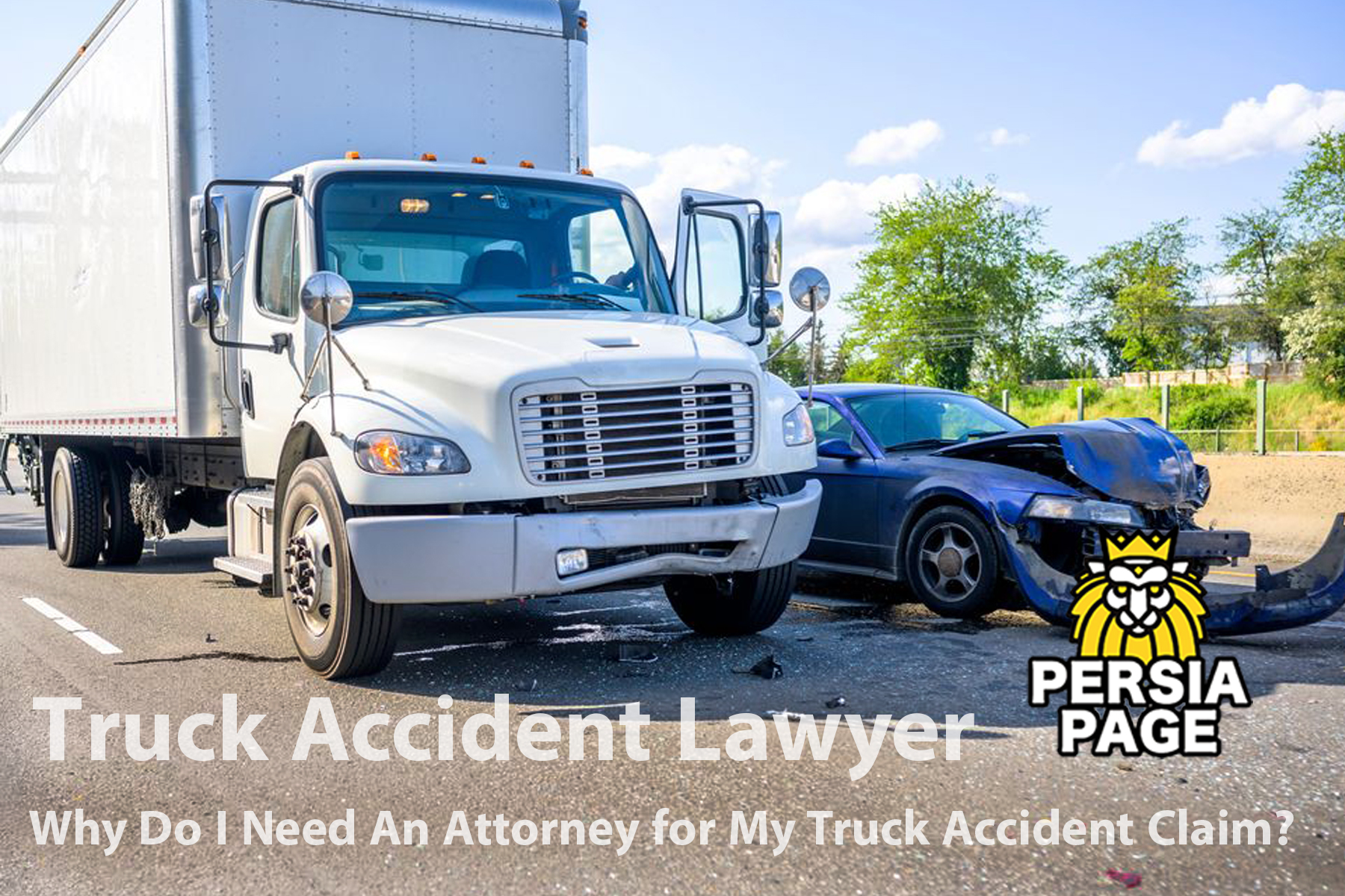 truck accident lawyer near me