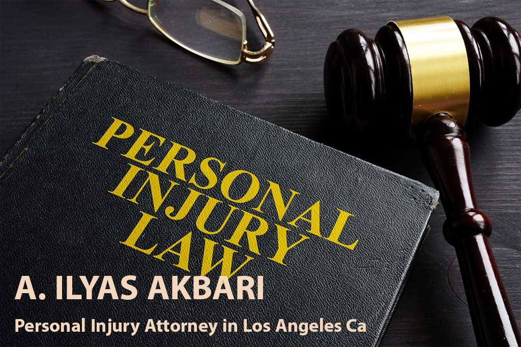 Personal Injury Attorney in Los Angeles Ca