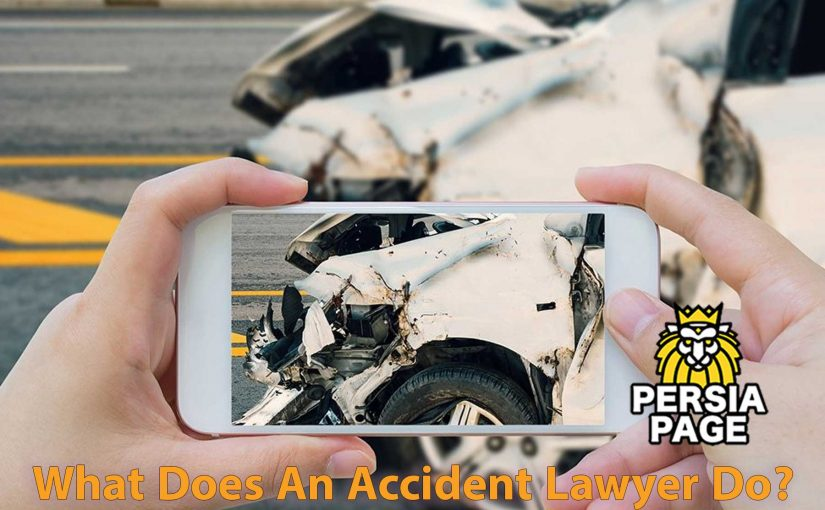 What Does An Accident Lawyer Do?