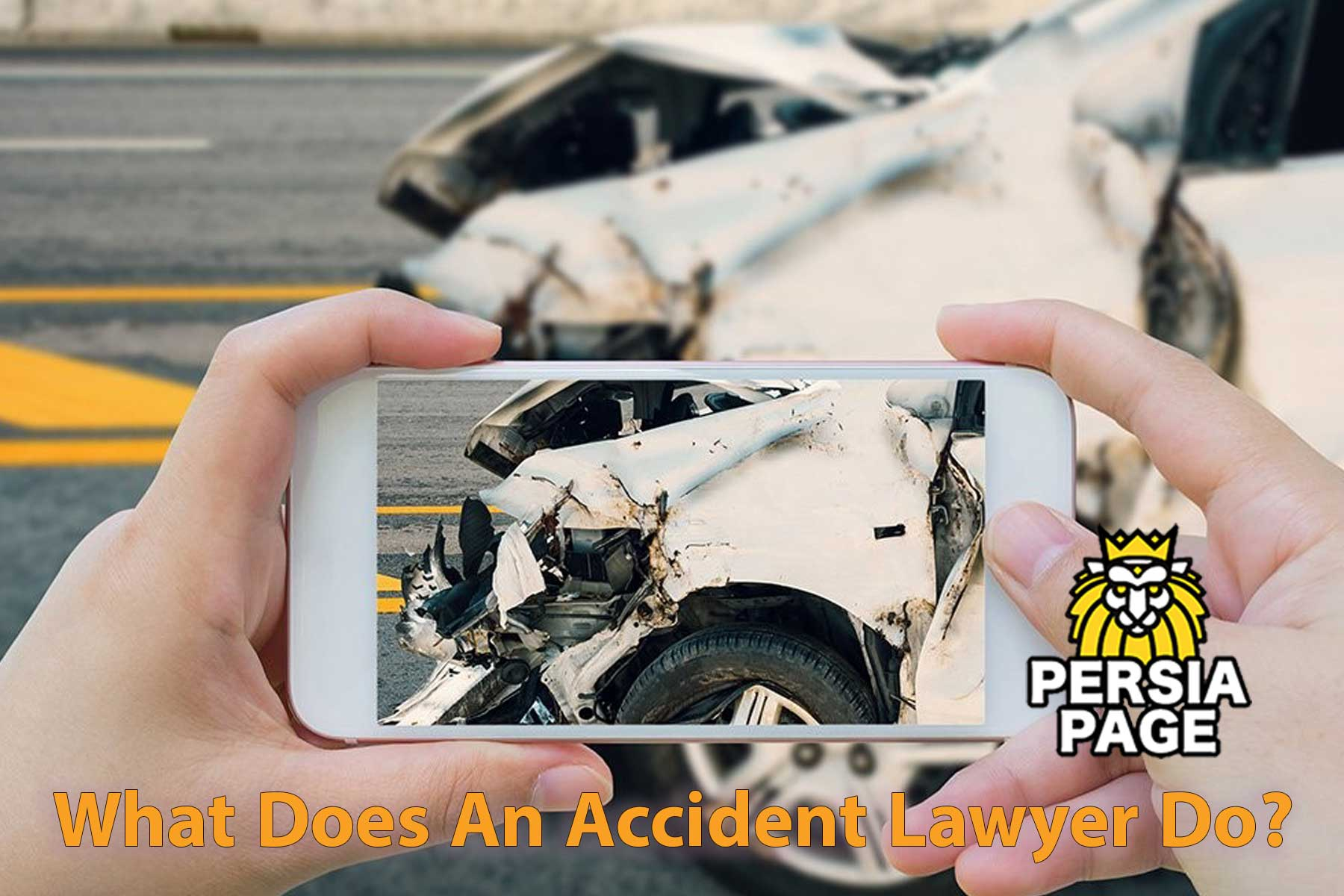 An Accident Lawyer