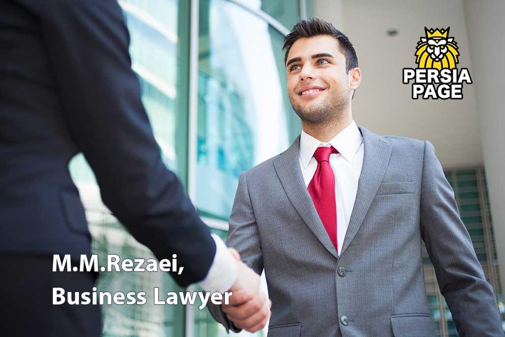 M.M.Rezaei _ Business Lawyer